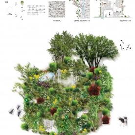2.5 architects 森藤 文華 + 葛 沁芸 ARTWORKS