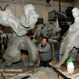 ガンフヤグ・ラハムスレン ARTWORKS