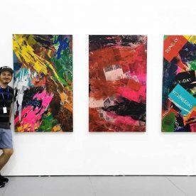ナマイザワクリス ARTWORKS